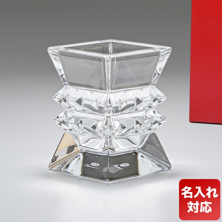 Baccarat Baccarat Columbine vase base 9 cm 2100928