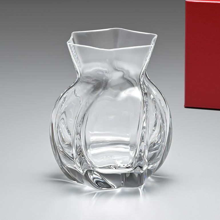 バカラ Baccarat コローユ 花瓶 ベース 11.5cm 2101433
