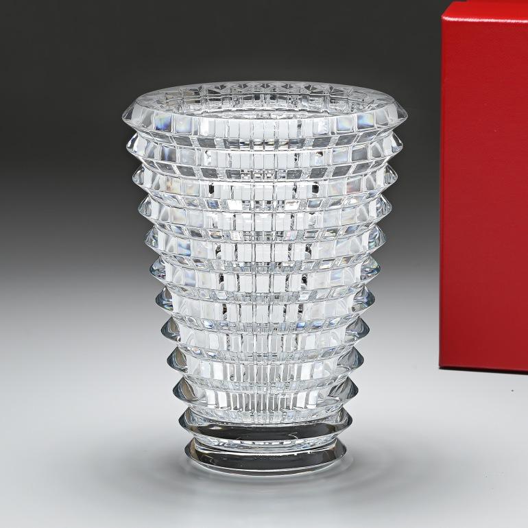 バカラ ベース Baccarat 花瓶 アイ 23cm Mサイズ EYE 2103568