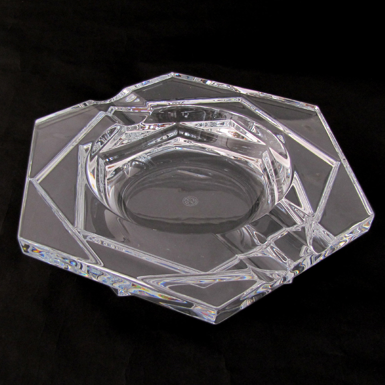 Baccarat Baccarat abyss ABYSSE cigar for an ashtray ash tray 2606795