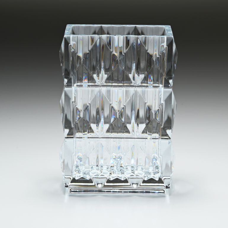 バカラ Baccarat ベース 花瓶 ルクソール 20cm 2609993