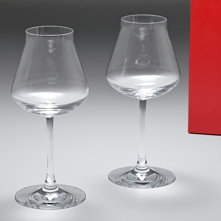 バカラ Baccarat ワイングラス ペア シャトーバカラ 赤ワイン L 21.7cm 2611151