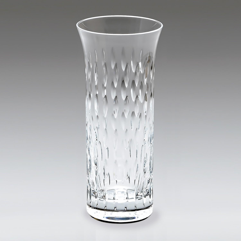 バカラ Baccarat ベース 花瓶 フローラ FLORA ベースグレイン 18cm 2613139