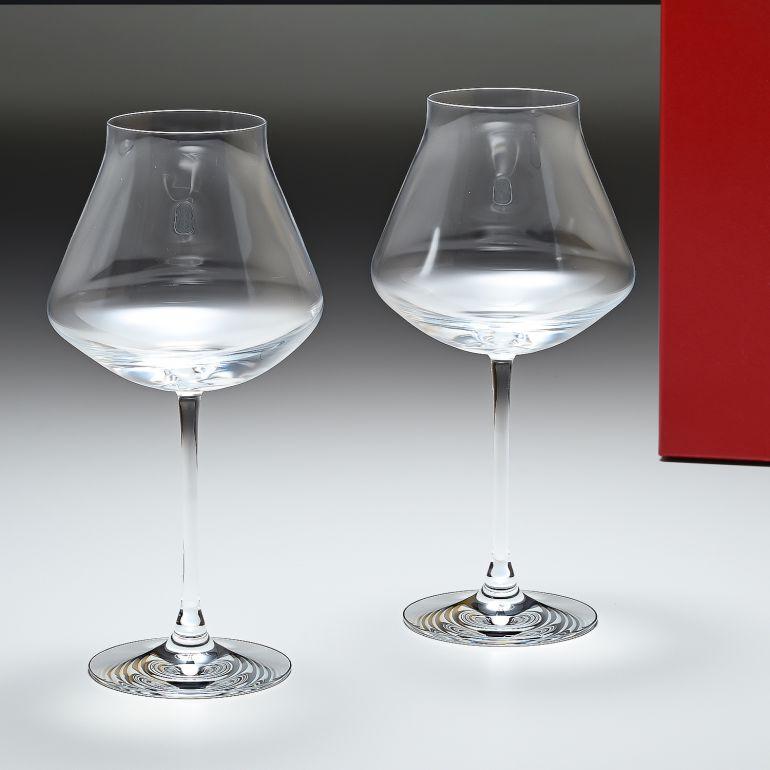 【MAX3000円OFFクーポン配布中】バカラ Baccarat グラス ペア シャトーバカラ ワイングラス XL 24.5cm 2802435