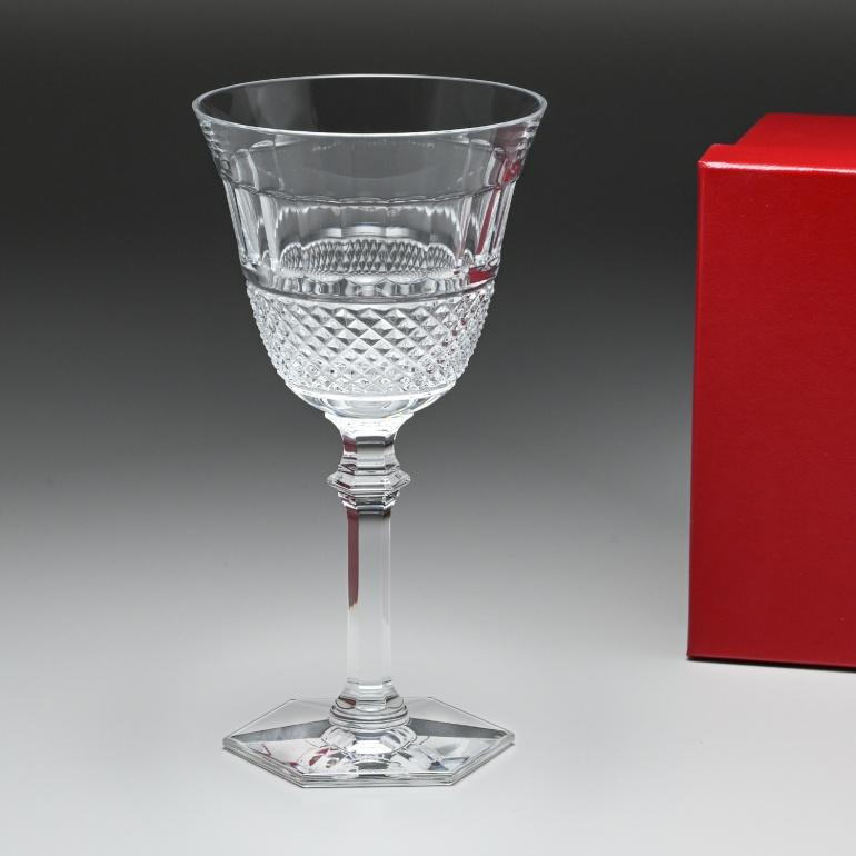 バカラ Baccarat グラス ディアマン DIAMANT ワイングラスL 18cm 2807174