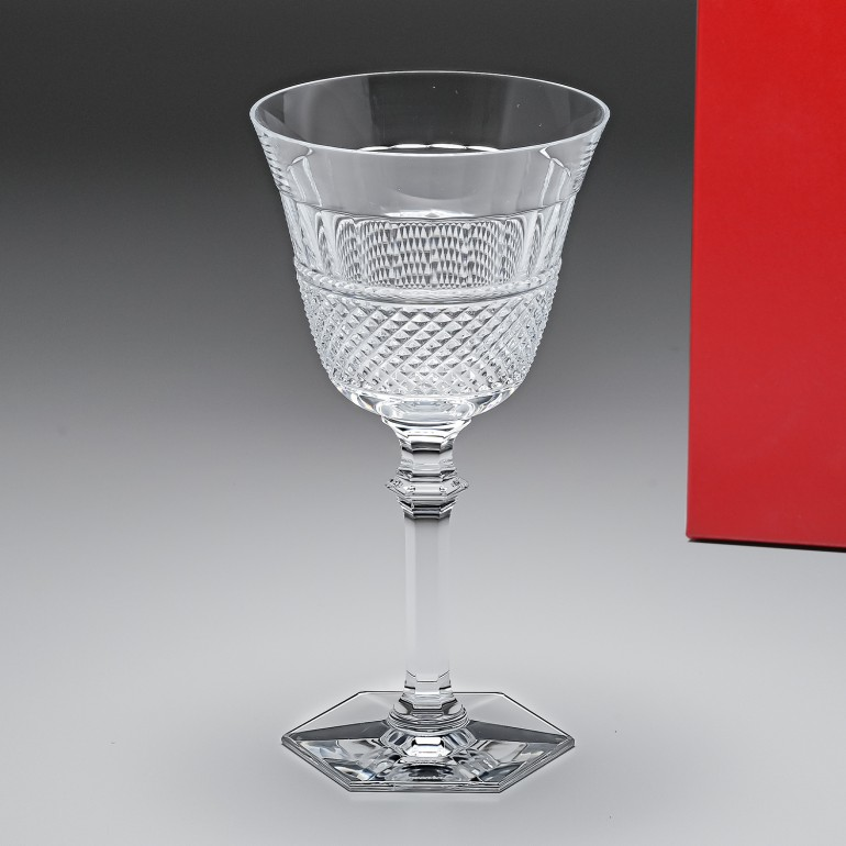 バカラ Baccarat グラス ディアマン DIAMANT ワイングラス アメリカンウォーターグラス ゴブレット 21cm 200ml 2807178