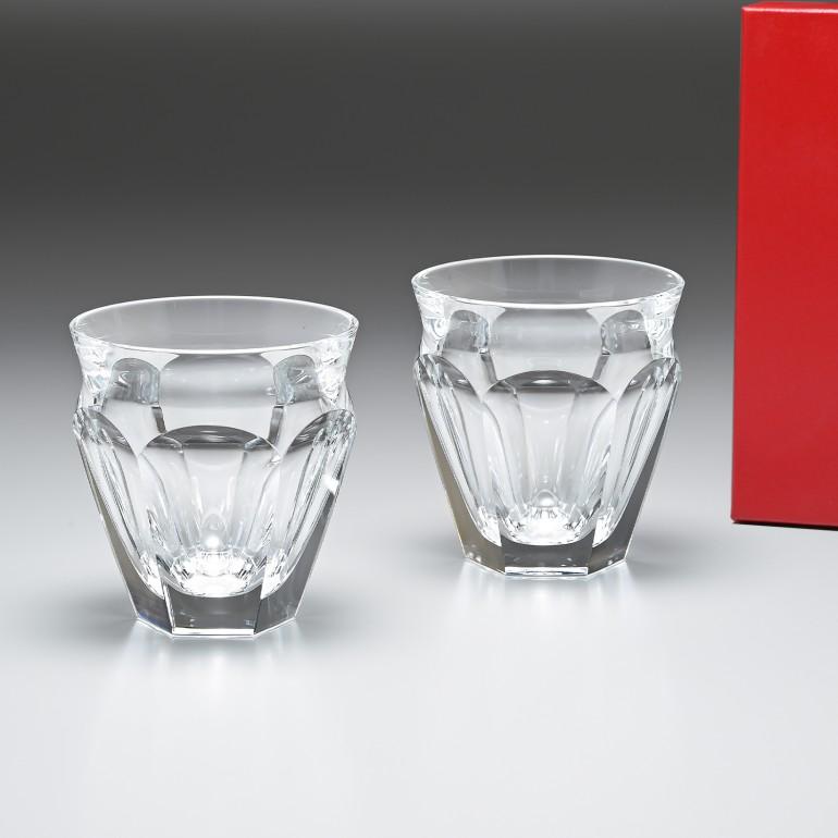 バカラ Baccarat グラス ペア TALLEYRAND タリランド オールドファッション ロックグラス 230ml 1209284 2811291