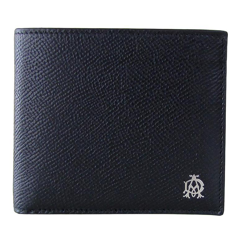 【MAX3000円OFFクーポン配布中】ダンヒル dunhill 財布 二つ折り財布 メンズ ボードン BOURDON ブラック L2X232A