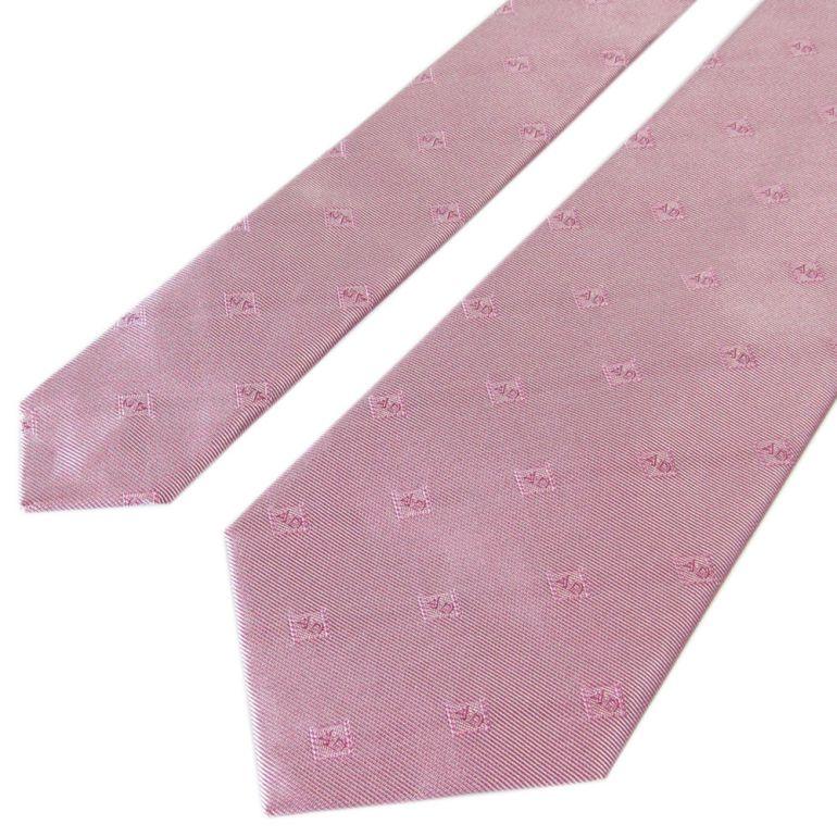 ダンヒル ネクタイ メンズ ピンク 大剣幅8cm シルク100% 19FPTW1XR680R MADE IN ITALY バレンタインデー