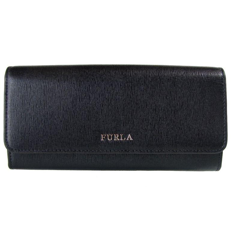フルラ FURLA バビロン バイフォールド長財布 871069 ONYX ブラック PS12 B30 O60