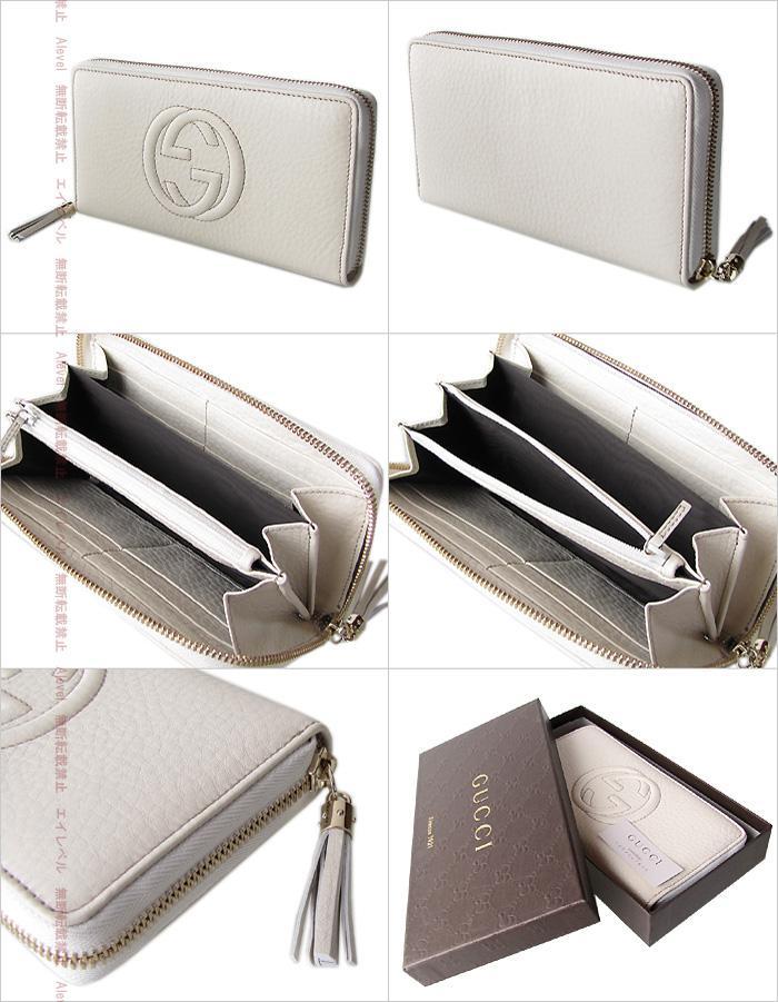 e77a5de5e80 alevel  308004 gucci wallet GUCCI long wallet Lady s SOHO Soho ...