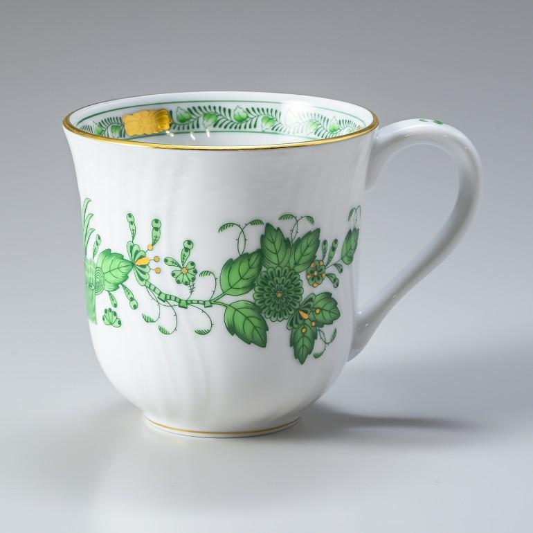 名入れ可有料 ヘレンド マグカップ インドの華 マグ 食器 250cc 1729000 FV 1729