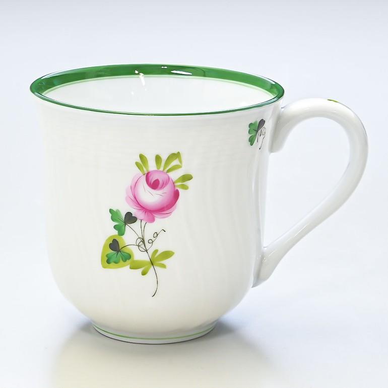 ヘレンド マグカップ ウィーンのバラ マグ 食器 250cc 1729000 VRH 1729