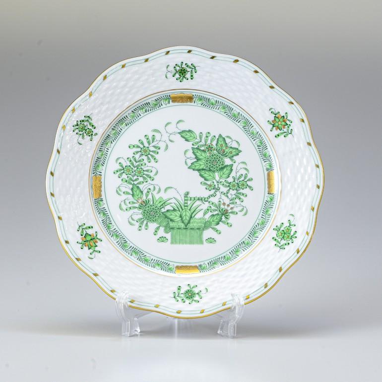 ヘレンド デザートプレート インドの華 プレート 食器 19cm 皿 517000 FV 517 【00517000-FV】