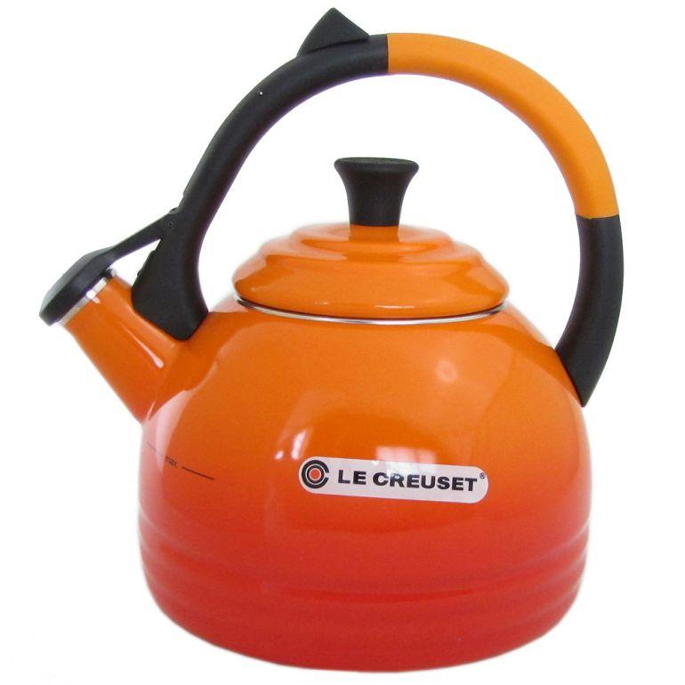 ルクルーゼ ル・クルーゼ ティー ケトル Le Creuset やかん 1.6L Tea Kettle 湯沸し ホーロー フレイム 92001200090000