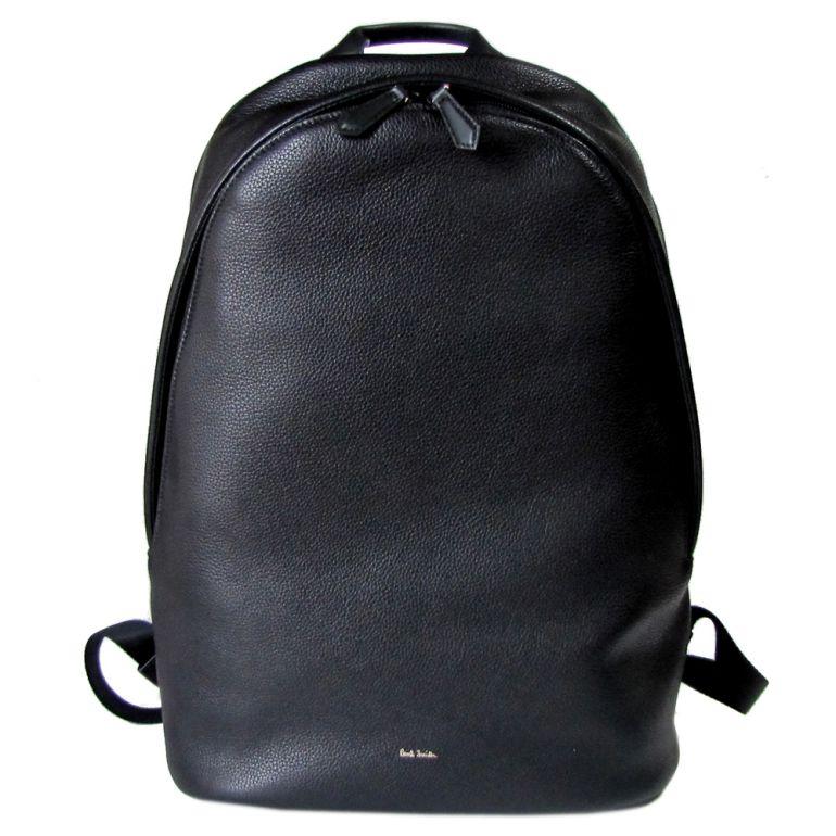 ポールスミス バッグ メンズ レディース リュック バックパック レザー ブラック 4851 L788 79