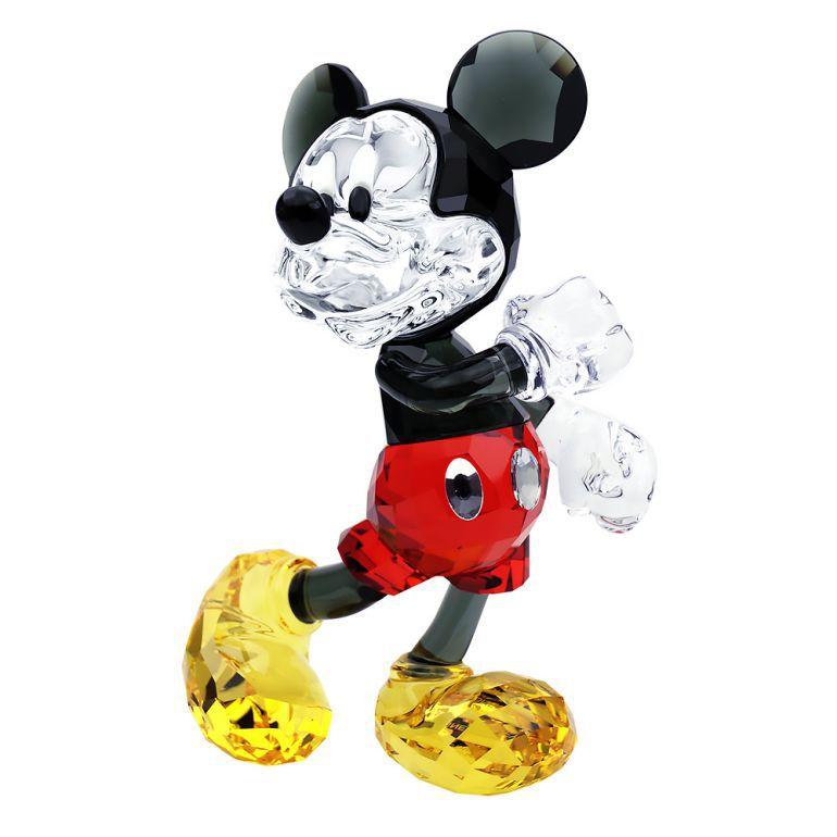 スワロフスキー SWAROVSKI クリスタルフィギュア MICKEY MOUSE ミッキーマウス Disney ディズニー オブジェ 置物 5135887