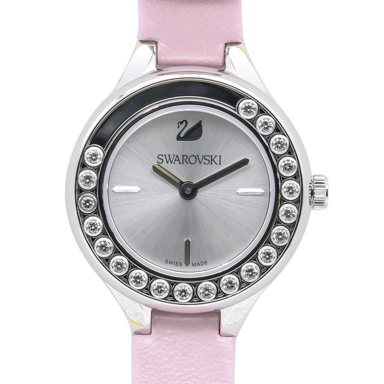 スワロフスキー SWAROVSKI 腕時計 レディース Lovely Crystals Mini ピンク 5261493 母の日