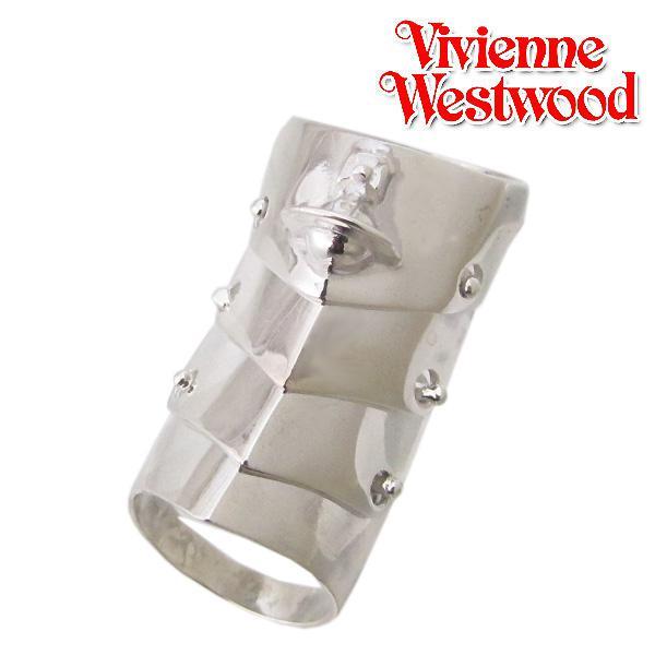 ヴィヴィアンウエストウッド リング 指輪 アーマーリング シルバー Vivienne Westwood 母の日