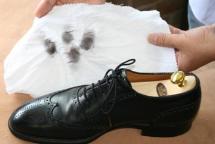M.モゥブレィ「リムーバークロス」(5枚入り)汚れ落としリキッド用クロス ステインリムーバーと相性抜群 モウブレイ【シューケア用品】【w1】