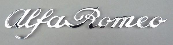 【アルファマジック】alfaromeo エンブレム(シリーズ2) アルファロメオ スパイダー デュエット クワドリフォリオ ヴェローチェ 105系 115系