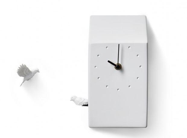 Cuckoo X CLOCK-HomeクックーXクロックホーム Haoshi Design【時計】