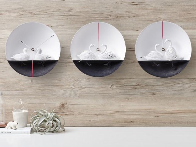 Waterbird Clock ウォーターバードクロック Haoshi Design【時計】
