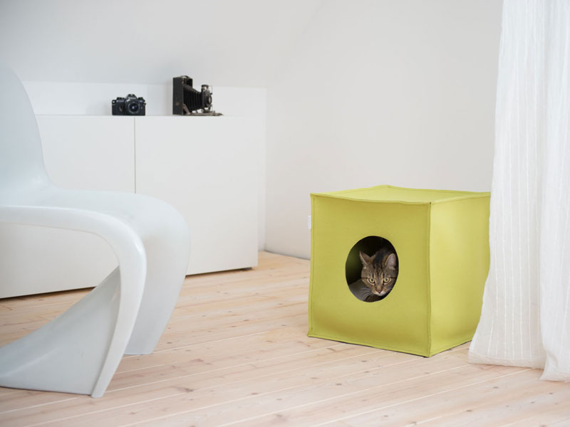 【smtb-s】【送料無料】ドイツ発最高級猫用ベッド【MOOD】