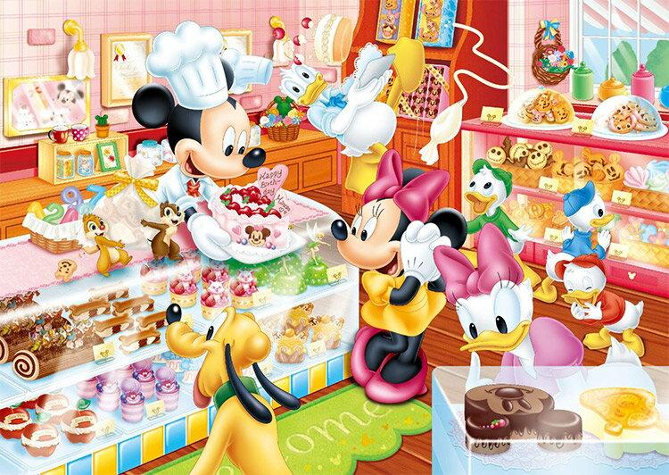 チャイルドパズル TEN-DC80-046 ディズニー ミッキーのケーキやさん 80ピース パズル Puzzle 子供用 誕生日 ギフト 誕生日プレゼント 知育玩具 幼児 知育パズル おしゃれ ☆新作入荷☆新品 プレゼント 知育
