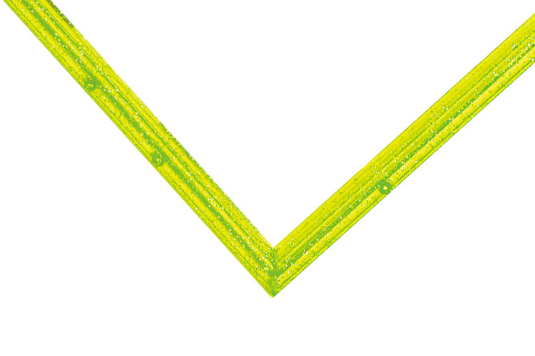 あす楽 パネル フレーム 人気 おすすめ EPP-35-323 クリスタルパネル No.23 3 ラッピング不可 26×38cm キラグリーン 人気 おすすめ
