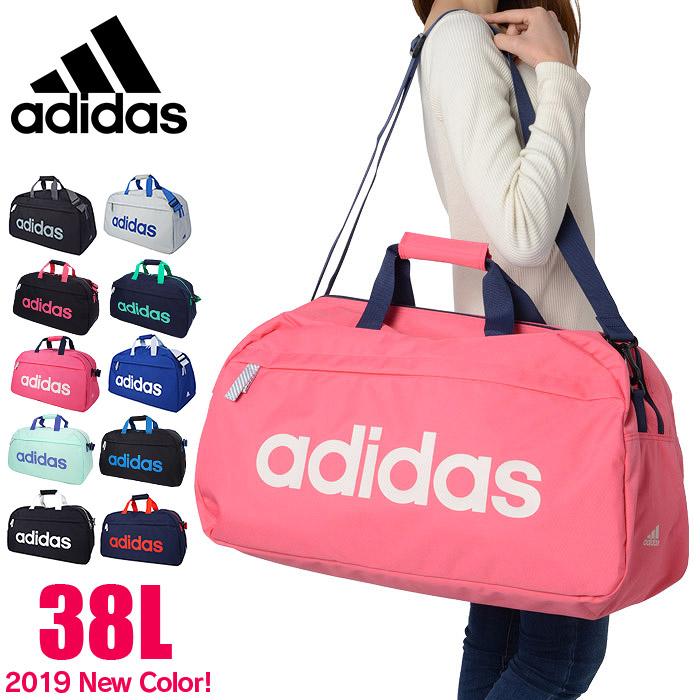 【エントリー&楽天カードでさらにポイント20倍! 3/25限定】 アディダス adidas ボストンバッグ 38L 全8色 旅行 メンズ レディース かわいい 男子 女子 小学生 中学生 高校生 1-47897