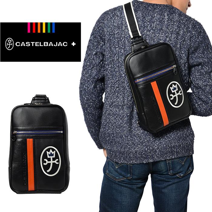 カステルバジャック ボディバッグ CASTELBAJAC サンパ 025901