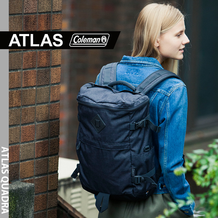 Coleman backpack 20 l coleman Atlas Quadra CAT5041 10P19Dec15