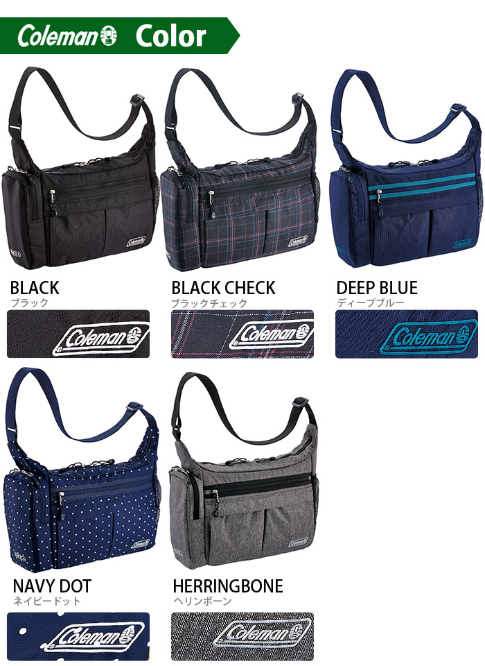 For coleman 7 l COOL SHOULDER shoulder bag CBS1011
