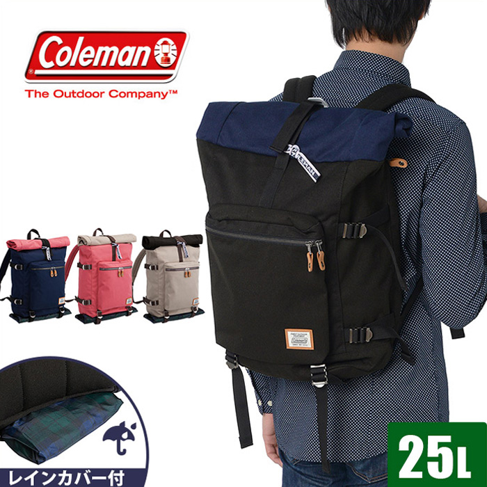 coleman コールマン リュック ジャーニー 25L JOURNEY ロールトップ CJN5031