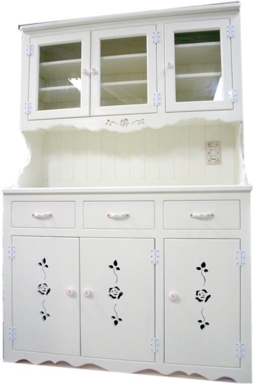 薔薇の扉の食器棚【アリスの時間】★