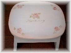 安売り かわいいピンクにばらの雑貨は人気です ガーデンスタンド 百貨店 アリスの時間 プリティーローズ