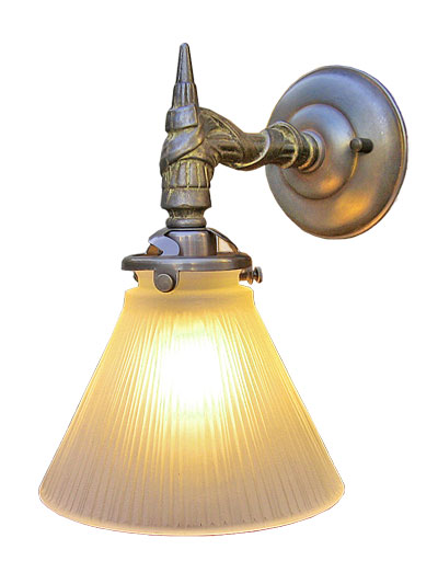 ■【アンティーク照明】W108A 116 ウォールランプ 【アリスの時間】★ブラケットライト アンティーク レトロ ガラス 人気 おしゃれ
