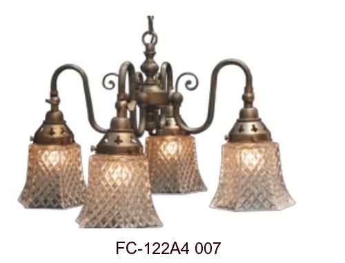 ■FC122A4007 シャンデリア/LED対応/ワンランク上の照明/ダイニング/照明 シャンデリア 10P01Sep13★