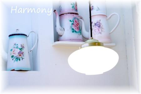 大正浪漫ランプ ジェリーフィッシュ ミルク【日本製アンティーク照明】 【送料無料】【LED電球対応】G-29904MILK【アリスの時間】★