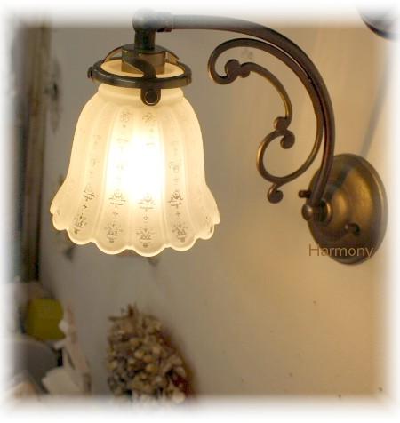 ■ 送料無料 送料込 アンティークなウォールランプ アンティーク照明 アリスの時間 FC-W110A1919ウォールランプ 超安い