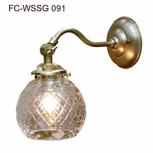 ■【アンティークウォールランプ】FC-WSSG091ウォールランプ ブラケット照明【アリスの時間】★