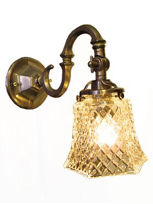 ■【アンティーク照明】【送料無料】1562A 007 ウォールランプ【新商品】 【アリスの時間】★