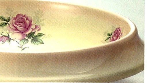 ■ASR024 シェルブール 陶器製 ウォツシュボウルS 【アリスの時間】★