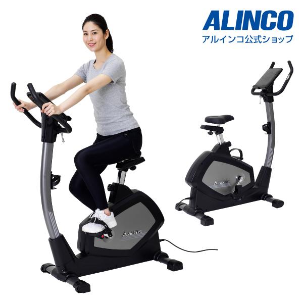 新品・未開封品フィットネスバイク アルインコ直営店 ALINCO基本送料無料 AFB7218 アドバンストバイク7218エアロマグネティックバイク スピンバイク バイク ダイエット健康器具