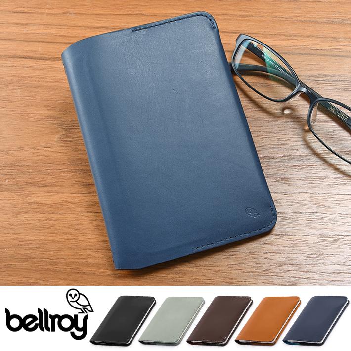 ベルロイ ノートブックカバー bellroy レザーカバー パスポートケース メンズ レディース ギフト