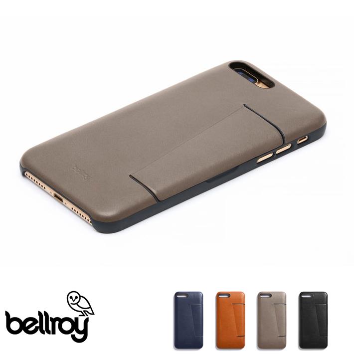 ベルロイ Phone Case 3Card iPhone8+ bellroy アイフォンケース スマホケース カード収納 メンズ レディース ギフト