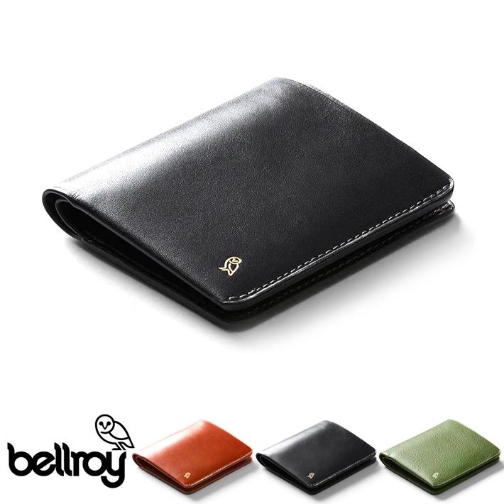 ベルロイ ノート スリーブ デザイナーズ エディション bellroy 二つ折り財布 コンパクト スリム 無地 メンズ ギフト