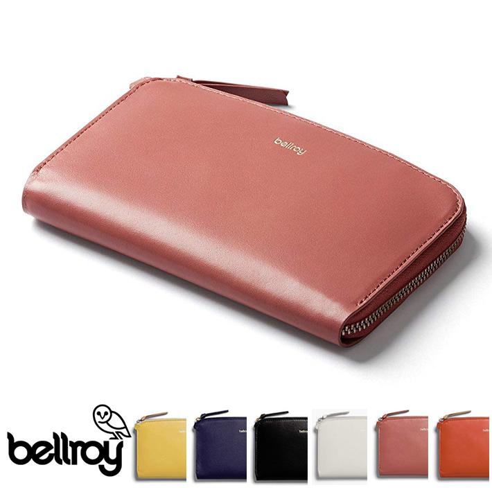 ベルロイ ファスナー財布 Pocket bellroy セカンド財布 シンプル コンパクト ケース メンズ レディース ギフト