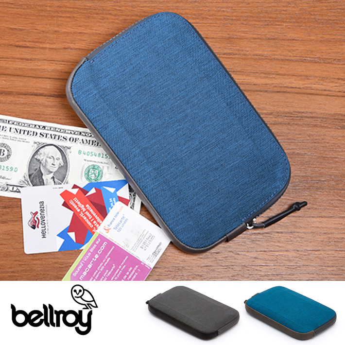 ベルロイ オールコンディション スマートフォン パスポート財布 エッセンシャル ポケット 織布 bellroy 旅行 コインケース iPhone7/7Plus ペン付 メンズ レディース ギフト